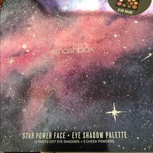 Smashbox Star Power face & shadow palette